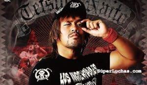 """NJPW: """"Michael Elgin, ¿que vas a acabar conmigo?, ¡Tranquilo!"""": Tetsuya Naito 6"""