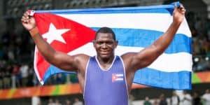 En el segundo día de Lucha Grecorromana en Rio 2016, Mijaín López conquista su tercer oro; Rusia se lleva dos medallas más 6