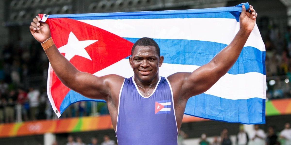 En el segundo día de Lucha Grecorromana en Rio 2016, Mijaín López conquista su tercer oro; Rusia se lleva dos medallas más 1