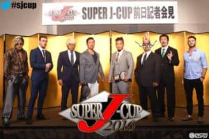 """NJPW: """"Super J Cup2016"""" - Round 2 - Presentación del evento final 32"""