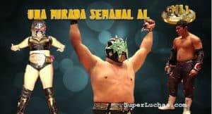 CMLL: Una mirada semanal al CMLL (del 4 al 10 de agosto de 2016) - Zeuxis firme reina; Johnny Dinamo salva su melena; Fantasy retador de Eléctrico; preparativos de la función de Aniversario y más... 2