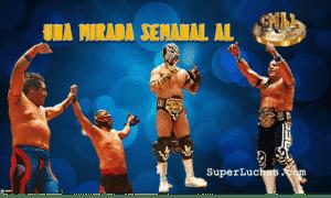 CMLL: Una mirada semanal al CMLL (del 11 al 17 de agosto de 2016) - Black Tiger destapa a Ares; Último Guerrero sigue como campeón; la suspensión de Rush; Eléctrico, monarca de alto voltaje y más... 57