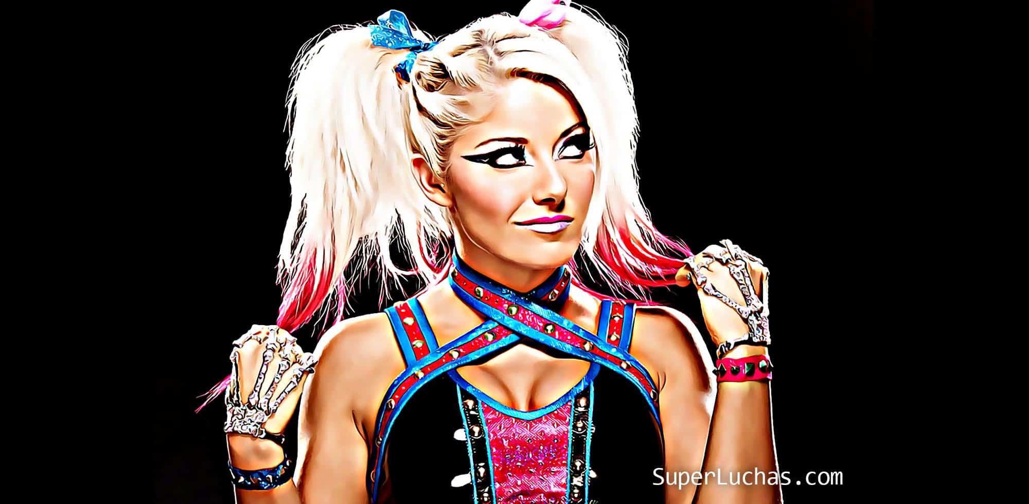 El consejo que le dio Vince McMahon a Alexa Bliss 2
