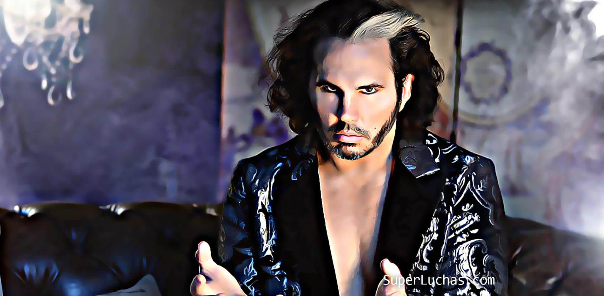 """Matt Hardy sobre su salida de TNA: """"Les deseo lo mejor. El renacimiento creativo está empezando"""" 6"""