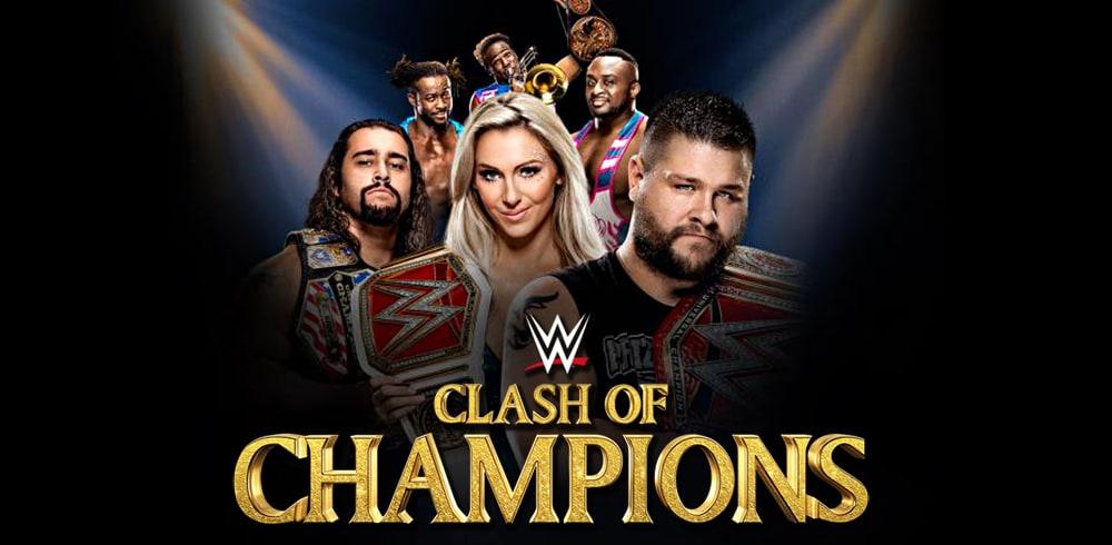 WWE Clash of Champions 2016 (Cobertura y resultados) - Kevin Owens vs. Seth Rollins por el Campeonato Universal WWE 1