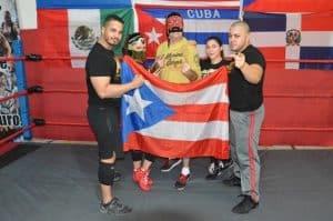 VIDEO: Seminario de Lucha Libre con Arkangel de la Muerte en Puerto Rico 11