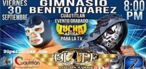 Liga Elite en Cuautitlán: Blue Demon Jr. vs. LA Park 21