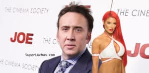 Eva Marie (WWE) en la película Inconceivable junto a Nicolas Cage / SÚPER LUCHAS - SuperLuchas.com