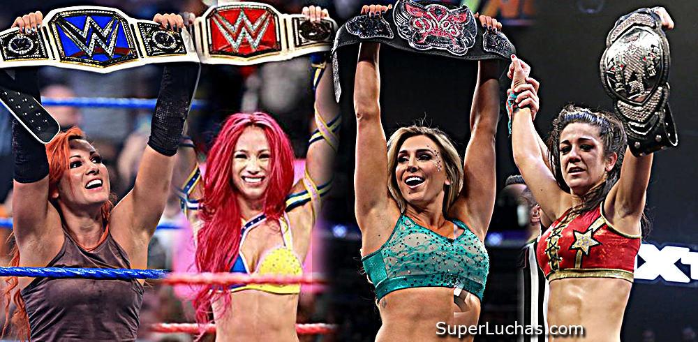 La división femenil WWE rompió record - ¿A qué se debe? 1