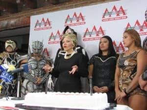 AAA celebra el día del luchador, rumbo a Héroes Inmortales 7