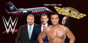 Todo sobre Alberto del Río, WWE y Liga Élite (01/09/2016) / SÚPER LUCHAS - SuperLuchas.com