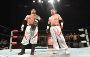 """BJW: Resultados """"Saikyou Tag League 2016"""" - 07/09/2016 - Inicia la competencia 25"""
