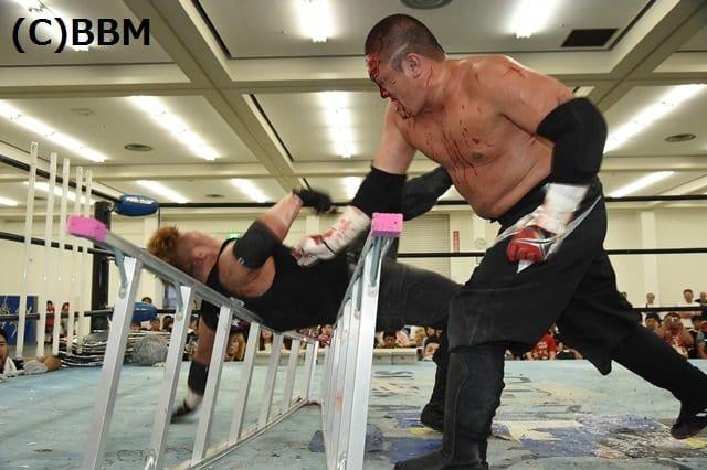 """BJW: Resultados """"Saikyou Tag League 2016"""" - 11,12 y 13/09/2016 - Kankuro Hoshino defiende su cetro 1"""