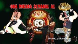 CMLL: Una mirada semanal al CMLL (del 15 al 21 de septiembre de 2016) - Emotiva función de Leyendas Mexicanas; Shocker y Negro Casas, 2 años como monarcas; Mephisto se afianza al título Welter y más.. 49