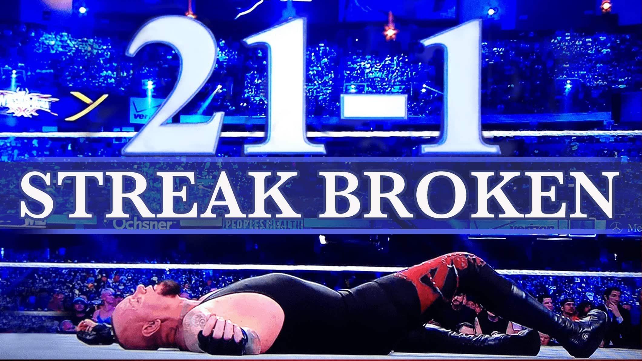 """Undertaker no está terminado"""" - """"No había razón para terminar La ..."""