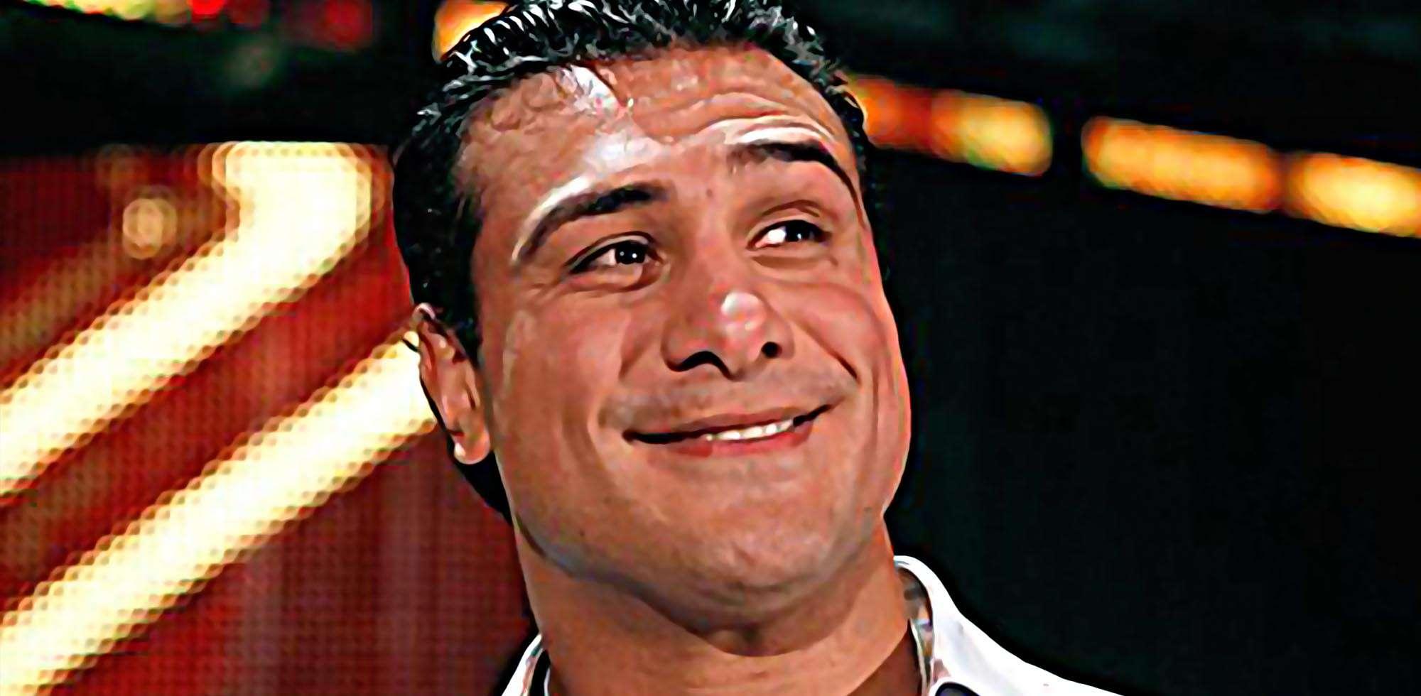 Alberto el Patrón ha sido despojado del Campeonato Mundial GFW 4