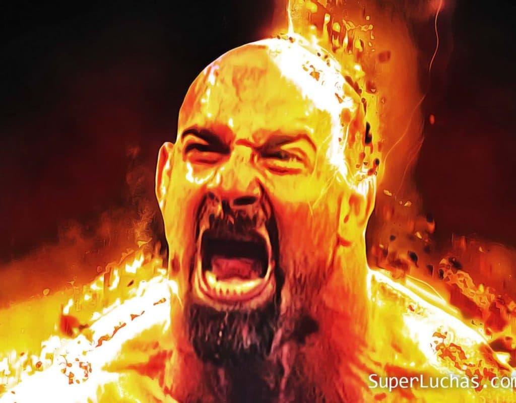 5 luchas para recordar en la carrera de Goldberg 2
