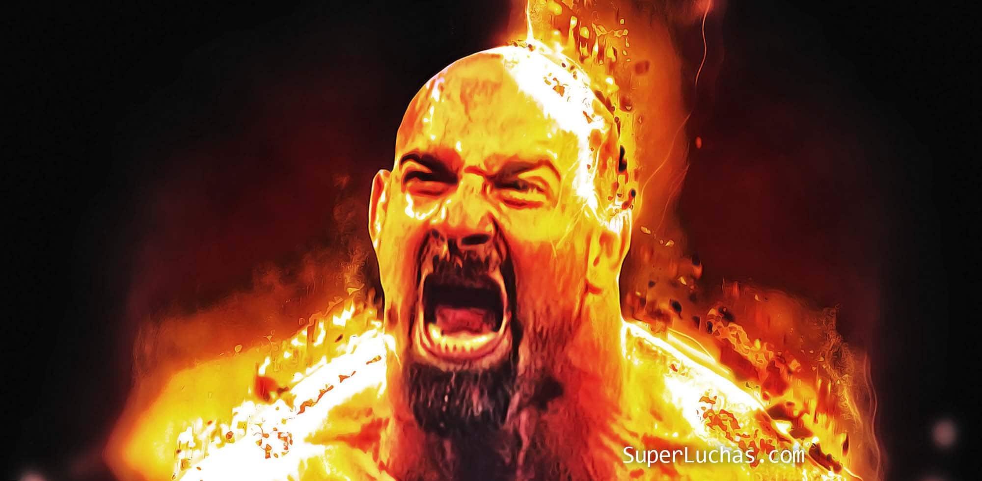 Bill Goldberg habla de su físico y por qué regreso a WWE 3