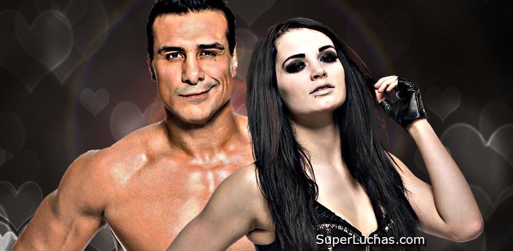 Paige y Alberto El Patron