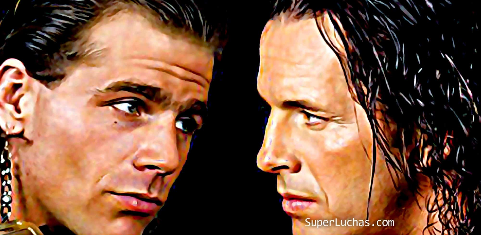 Jake Roberts critica a Bret Hart y Shawn Michaels