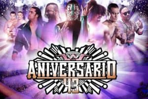 VIDEO: Jeff Hardy viene a ANIVERSARIO 43 en busca de Carlito y Mr.450 4