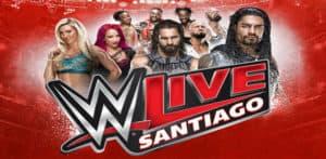 WWE Live en Santiago de Chile, Chile (05 y 06 de octubre de 2016) / DG Medios