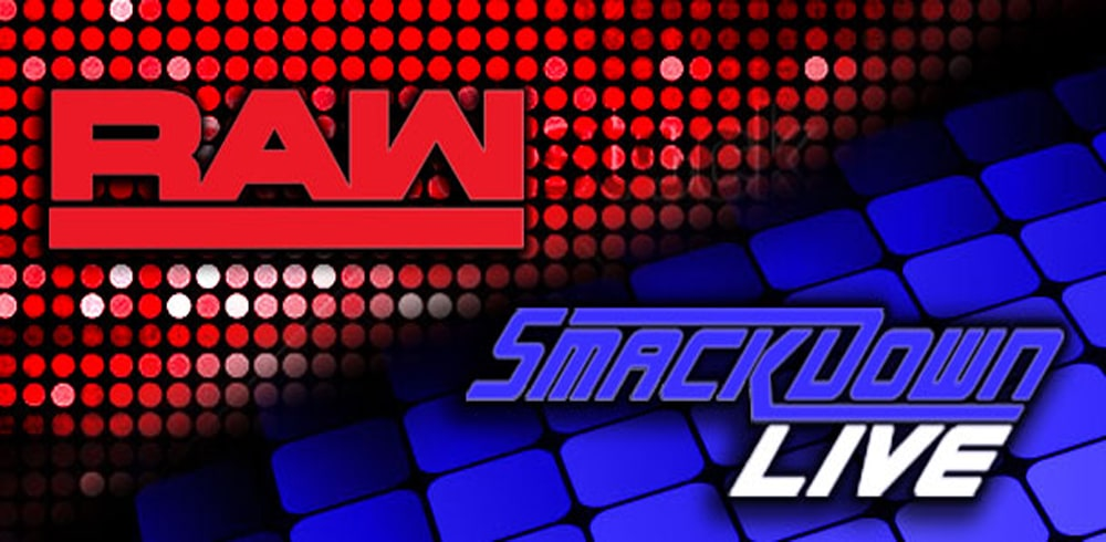 WWE Monday Night Raw y WWE SmackDown Live