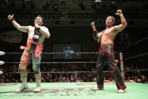 """Pro Wrestling NOAH: Resultados """"Autumn Navigation 2016"""" - 08/10/2016 - Marufuji y Yano firmes monarcas de parejas 13"""