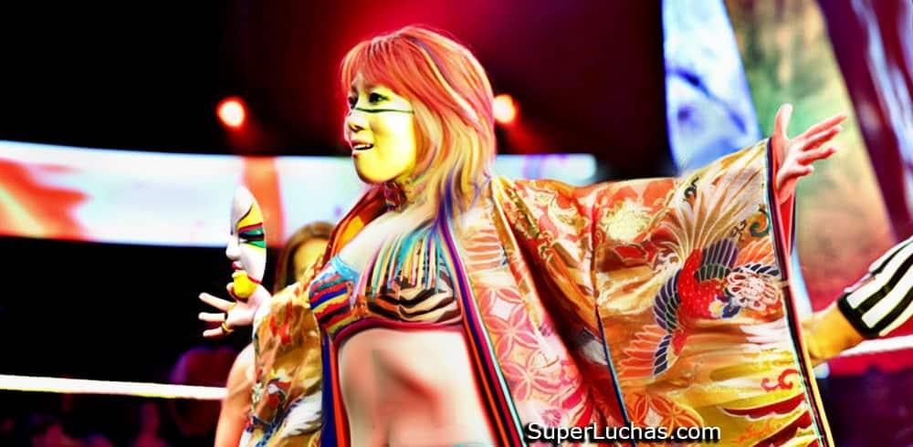 ¡El invicto se mantiene! - Asuka RETIENE el Campeonato Femenil NXT en NXT TakeOver: Orlando 1