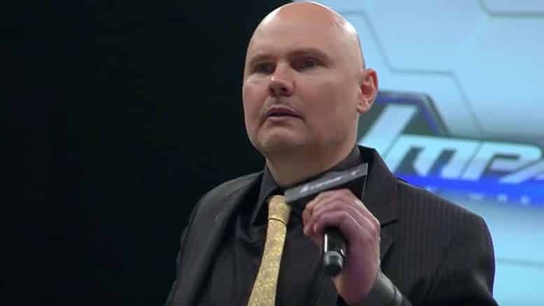 ¿Billy Corgan planea comprar ROH y PWG? — Detalles sobre su situación con TNA 1