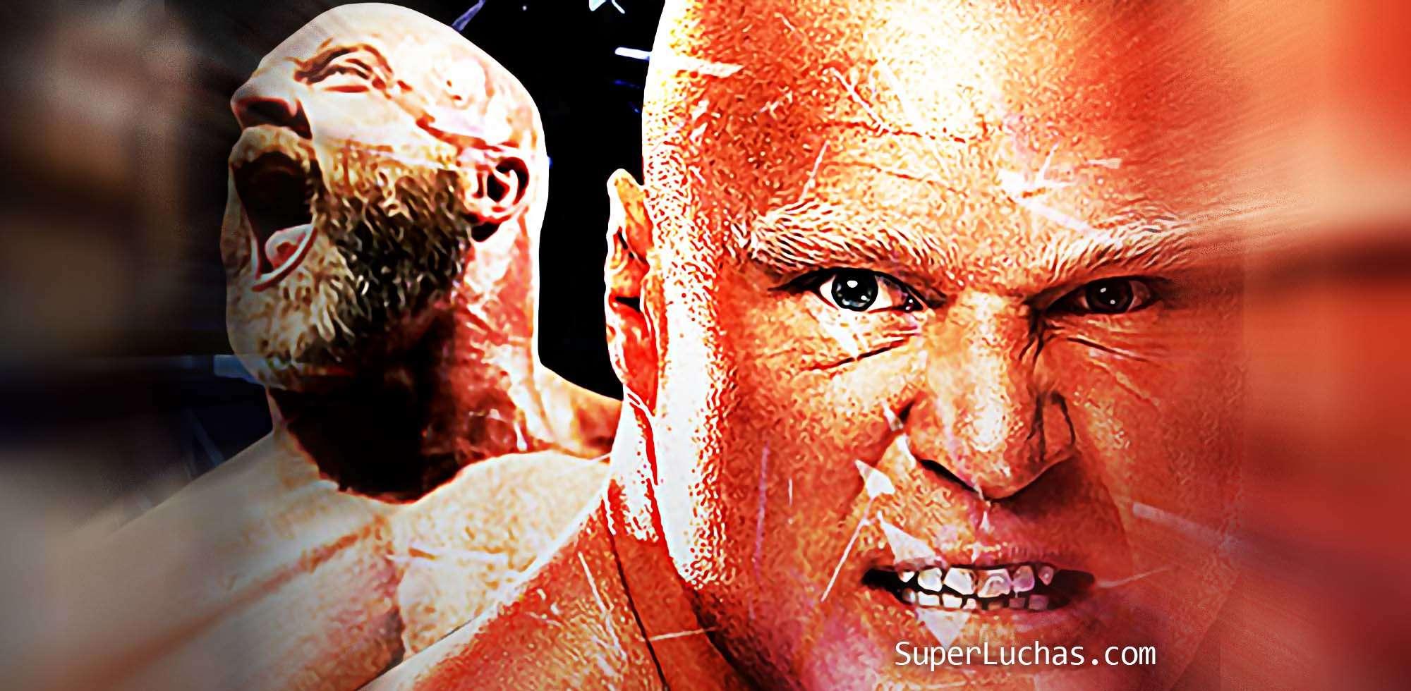 Estadísticamente, los mejores de la era moderna en WWE/WCW 1
