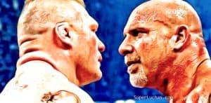 """Bill Goldberg vs Brock Lesnar: """"Vince McMahon quería matarnos"""""""