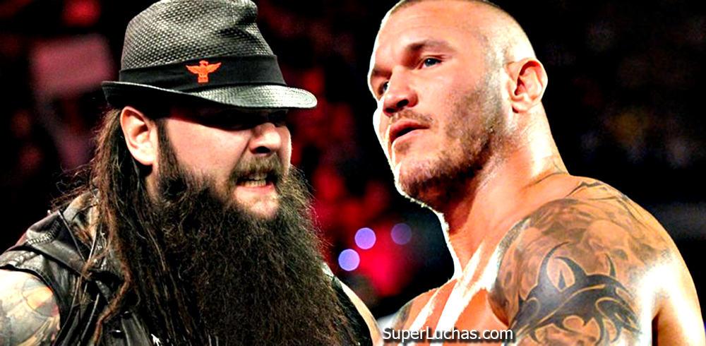 Randy Orton y Bray Wyatt
