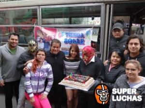 8 aniversario de la Tienda Solar con la presencia del Satánico y Dani López 16