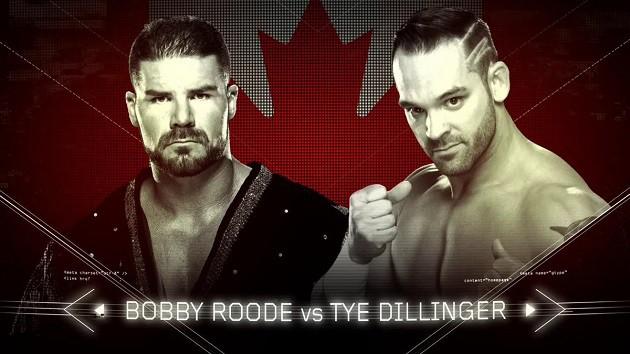 "La idea que Tye Dillinger sugirió en WWE: ""Ser Campeón NXT"" 2"