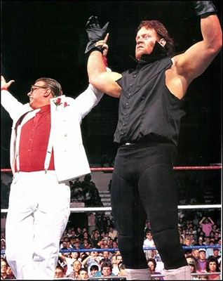 The Undertaker y Brother Love