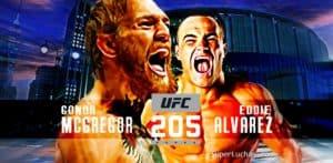 UFC 205: Álvarez vs. McGregor (12/11/2016) - ¡Historia en La Gran Manzana! 9