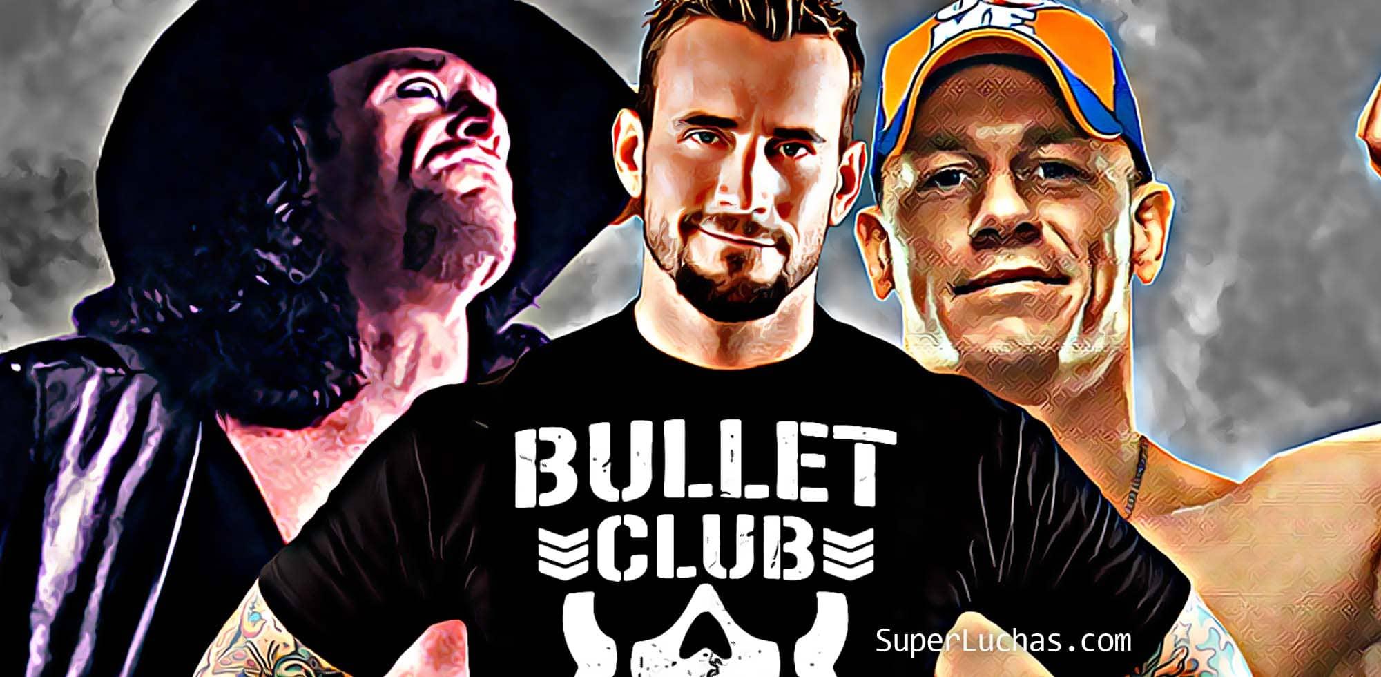 Pregúntale a SÚPER LUCHAS: Undertaker vs. John Cena, ¿buena idea? — CM Punk en el Bullet Club — El origen de Súper Luchas. 1