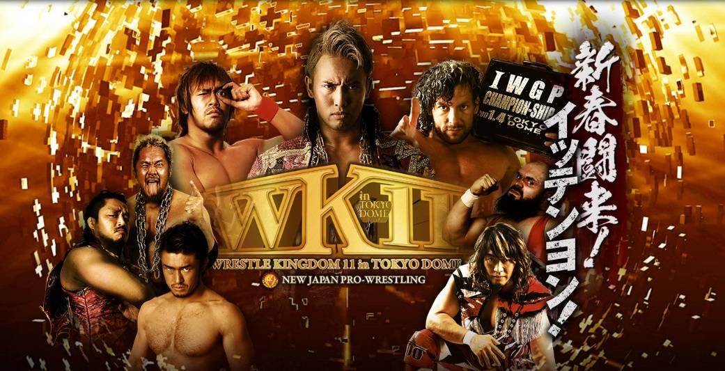 Premios Wrestling Observer 2017: NJPW mantiene la supremacía 6