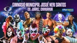 AAA: En Ciudad Juárez, Chih., Psycho Clown contra Pagano y Dr. Wagner Jr. en lucha de revancha 13