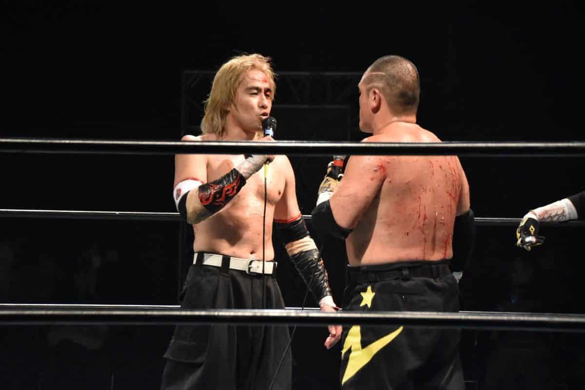 """BJW: Resultados """"BJW in Shin-kiba 1st RING"""" - 08/11/2016 - Isami Kodaka en pos del título Deathmatch 1"""
