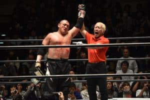 "BJW: Resultados ""BJW in Korakuen"" 22/11/2016 - Kankuro Hoshino defiende su cetro y doblega a Isami Kodaka 9"