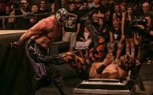 Lucha Underground: Resultados Temporada 3 Capítulo 10 – Ready for War 11