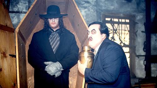 The Undertaker y Paul Bearer