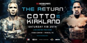 Análisis y Predicción: Cotto vs. Kirkland 5