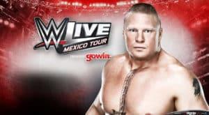 Brock Lesnar en la Gira de WWE por México gracias a Zignia LIVE (03 y 04 de diciembre de 2016) / ArenaCiudaddeMexico.com