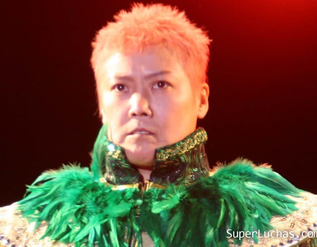 Dynamite Kansai se retira (tres luchas de 5 estrellas, vídeos) 4