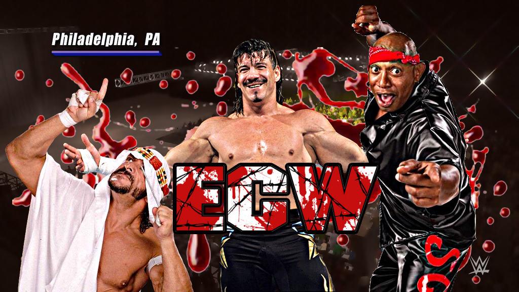 Las 10 mejores luchas de ECW en su primer época (1992-1996) 1