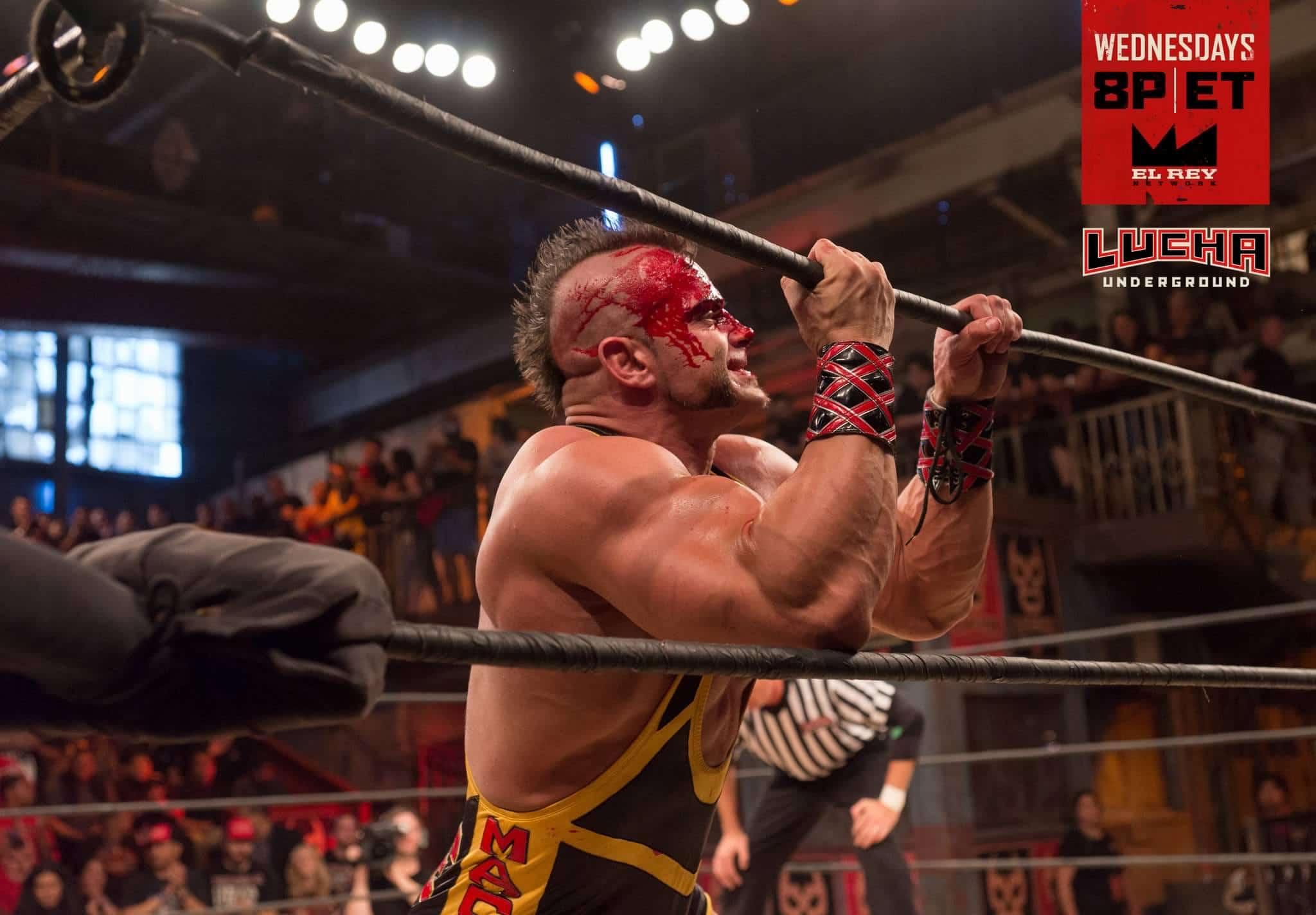 Lucha Underground: Resultados Temporada 3 Capítulo 17  – 1