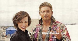 Kazuchika Okada enfrenta a Milla Jovovich en tremendo duelo 2